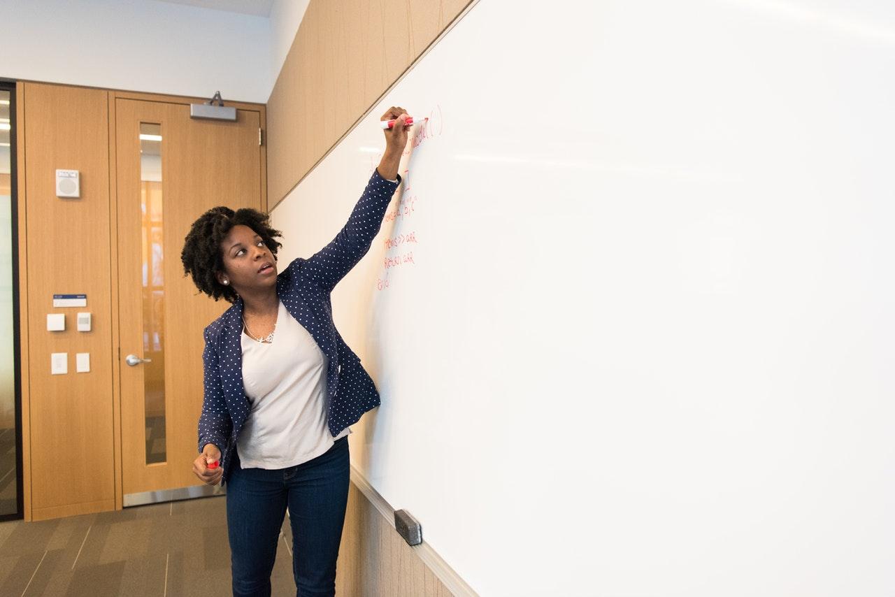 hvorfor blive lærer